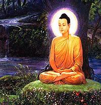 Verlichting van Boeddha (Bodhi Dag)