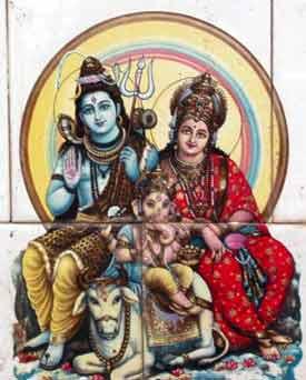 Ganesh Chaturthi (Geboortedag Ganesha)
