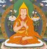 Sterfdag Tsongkhapa