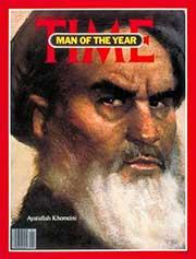 Overlijden ayatollah Khomeini