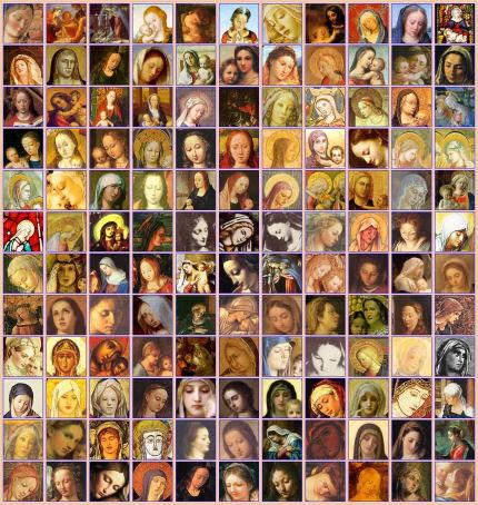 Afbeeldingen van Maria
