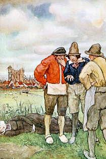 Sura, de martelares van Dordrecht