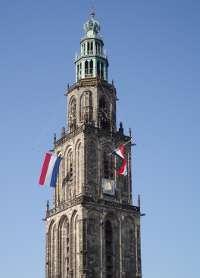 Het uurwerk van de Martinitoren
