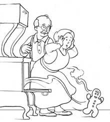 Het koekemannetje (Gingerbread Man)