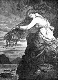 De maagd van de Lorelei