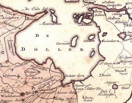 De Dollard in 1773