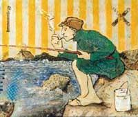 Van de visser en zijn vrouw